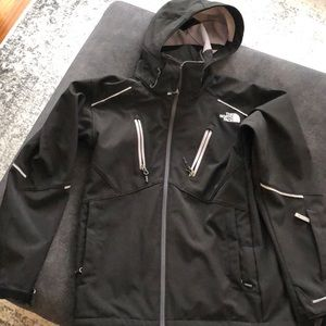 The North Face Winter Ski Jacket with zip insert